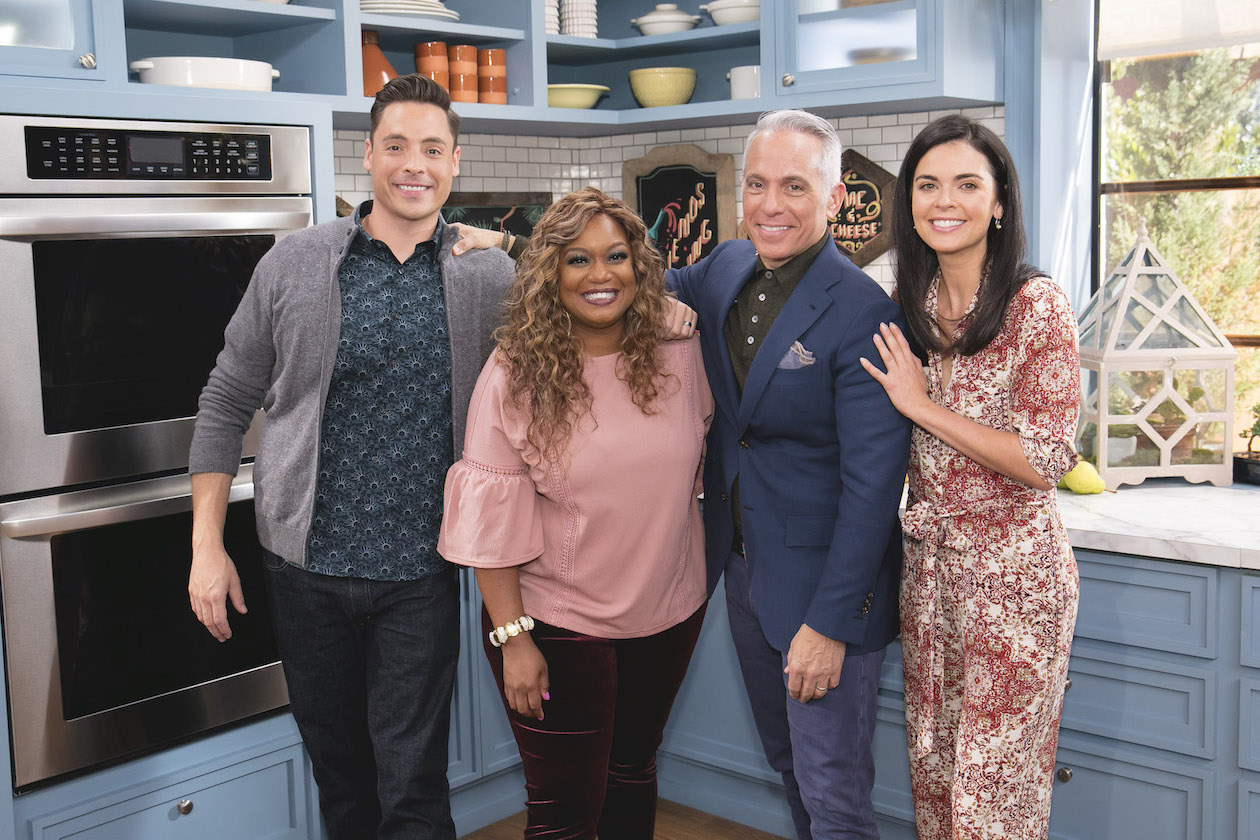 `The Kitchen` tackles Thanksgiving this fall. (Food Network photo)