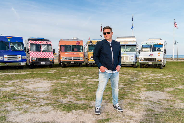 Food truck hopefuls face off in new season of 'The Great Food Truck Race: Gold Coast'
