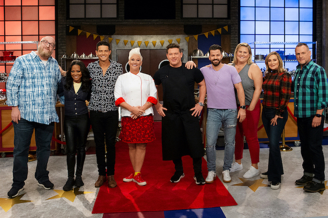 New crop of celebrity cooking disasters