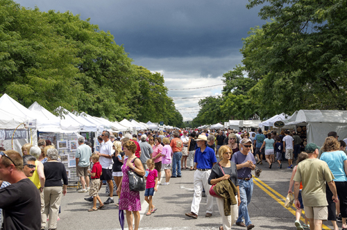 The Lewiston Art Festival (File photo)