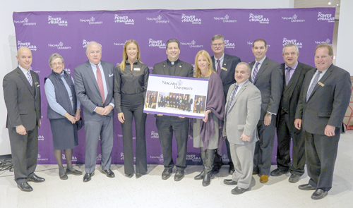Niagara University announced the establishment of an additional location for its Niagara University in Ontario program in Vaughan, Ontario. The site is the first-ever university to be established in the City of Vaughan and York Region, and supports NU's commitment to becoming the premier binational university within the Province of Ontario.