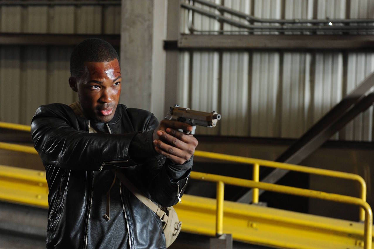 `24: Legacy`: Corey Hawkins in `24: Legacy.` The new series begins with a two-night premiere event following Super Bowl LI on Sunday, Feb. 5, and will continue Monday, Feb. 6, on FOX. (©2016 Fox Broadcasting Co. photo by Ray Mickshaw)