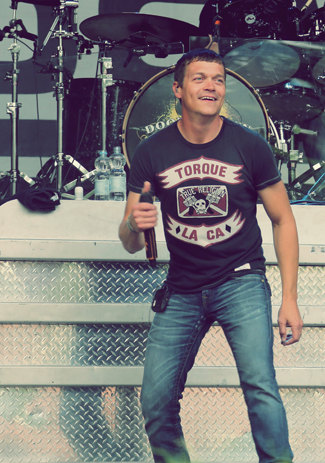 Perhaps no one is more excited about a warm, sticky Western New York August than 3 Doors Down frontman Brad Arnold.
