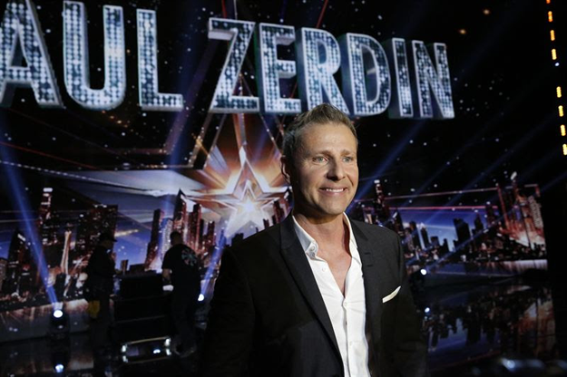 Paul Zerdin (NBC photo)