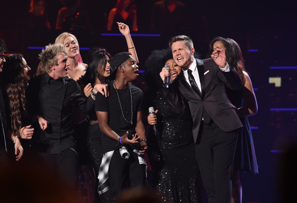 `American Idol`: Trent Harmon wins `American Idol` during the finale Thursday, April 7, on FOX. (© 2016 FOX Broadcasting Co. photo by Ray Mickshaw)