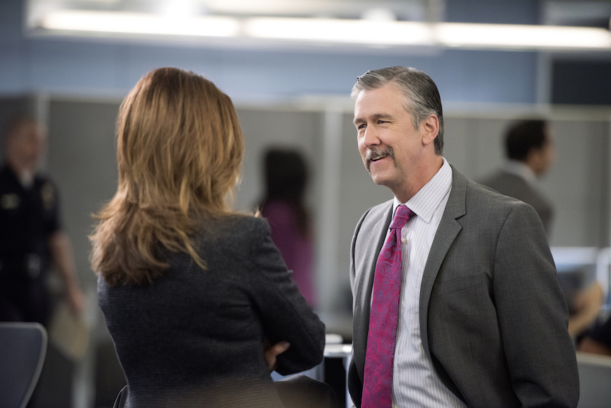 "Alan Ruck recently guest-starred on TNT's ""Major Crimes."" (Submitted TNT photos)"