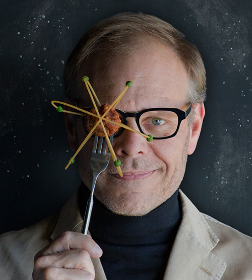 `Alton Brown Live: Eat Your Science` (Photo provided by the University at Buffalo)