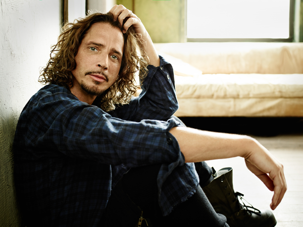 Chris Cornell performs a solo acoustic show Sunday, Oct. 11, at the University at Buffalo. (Contributed photo)
