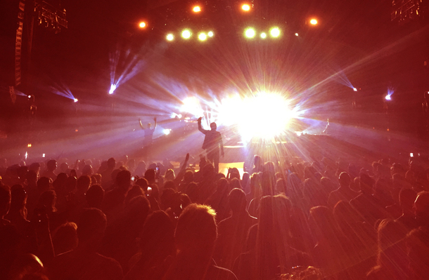 Chris Tomlin's `Love Ran Red` Tour partnered with CURE International to benefit disabled children. (Contributed photo)