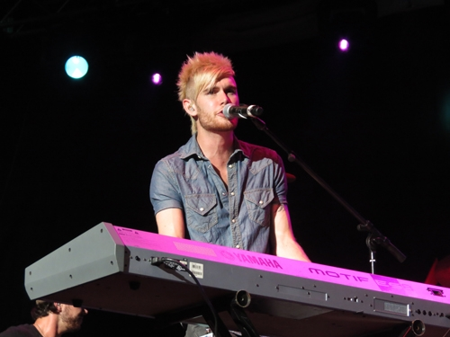 Colton Dixon performed at Kingdom Bound in 2013. (File photo)
