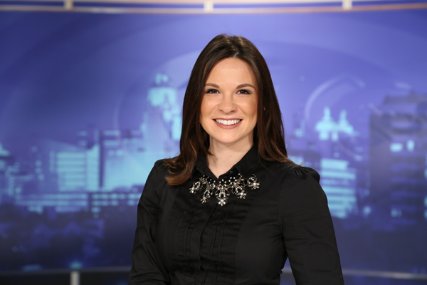 Courtney Corbetta (Photo courtesy of WKBW-TV)