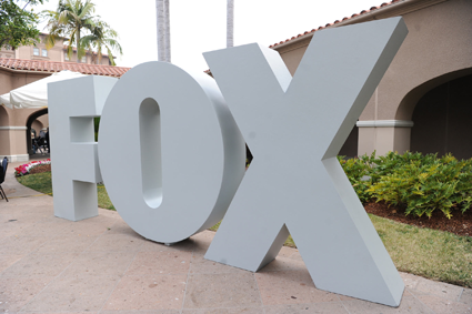 2016 FOX Winter TCA: Behind the scenes at the 2016 FOX Winter TCA at the Langham Hotel, Friday in Pasadena, California. (FOX photo by Frank Micelotta)