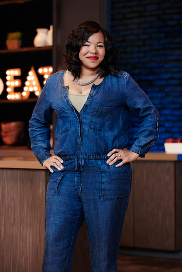"""Food Network Star"" winner Tregaye Fraser. (Food Network photo)"