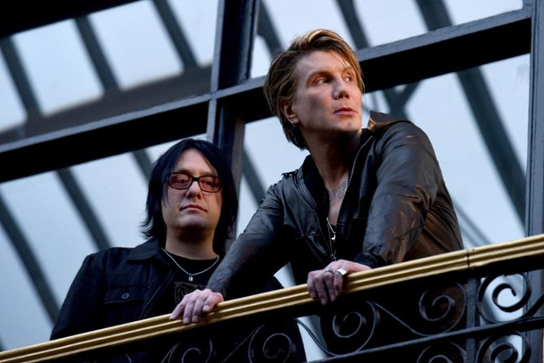 The Goo Goo Dolls (Photo by Bob Mussell)