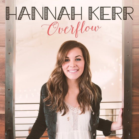 Hannah Kerr, `Overflow` (Album cover art submitted)