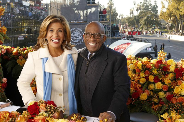 Hoda Kotb and Al Roker (NBC photo)