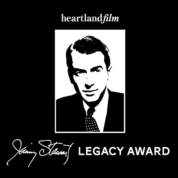 Jimmy Stewart Legacy Award (Contributed photo)