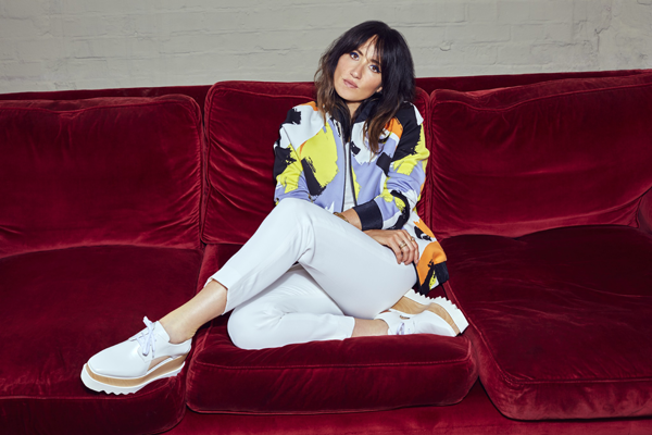 KT Tunstall (Photo by Tom Oxley, courtesy of BB Gun Press)