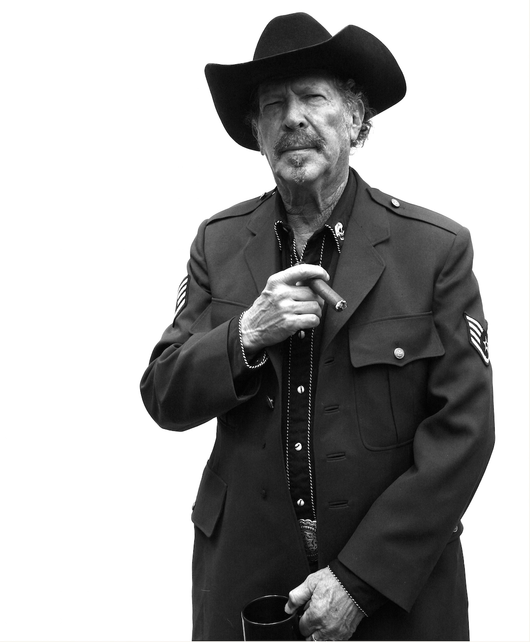 Kinky Friedman (Photo by Hans Bauer)