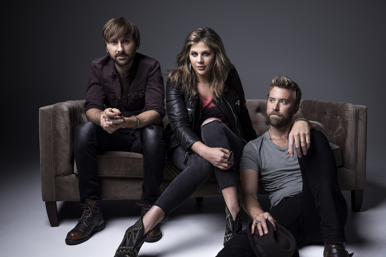 Lady Antebellum (Contributed photo)