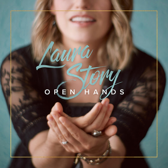 Laura Story, `Open Hands` (Submitted image)
