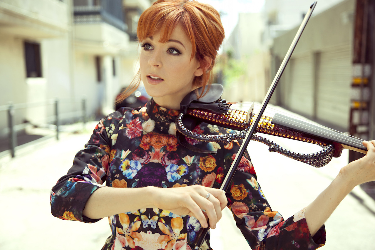 Electrifying Edm Violinist Lindsey Stirling Brings One Of