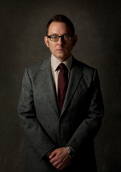 "Michael Emerson as Mr. Harold Finch on ""Person of Interest."" (CBS photo)"