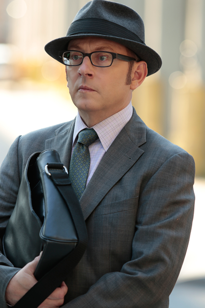 "Michael Emerson as Finch on ""Person of Interest."" (CBS photo)"