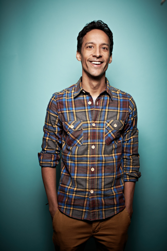 Danny Pudi (Photo by Dan Busta)