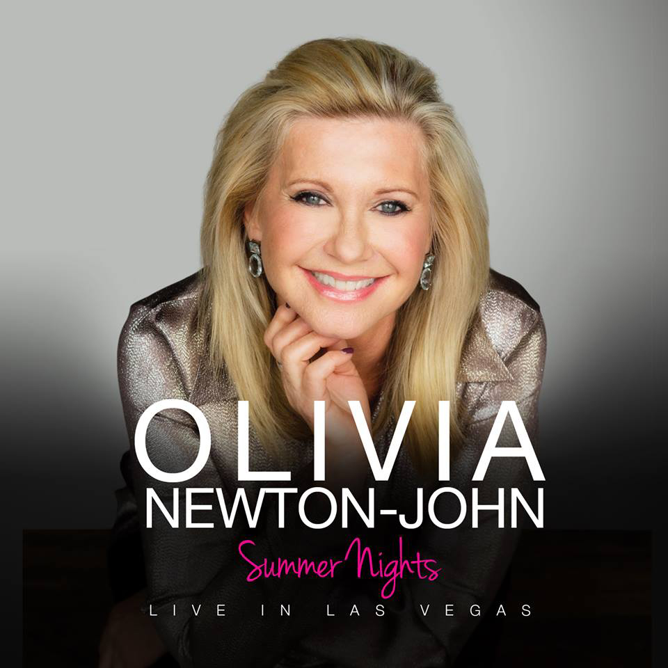 "Olivia Newton-John, ""Live in Las Vegas"" (Photo by Denise Truscello)"