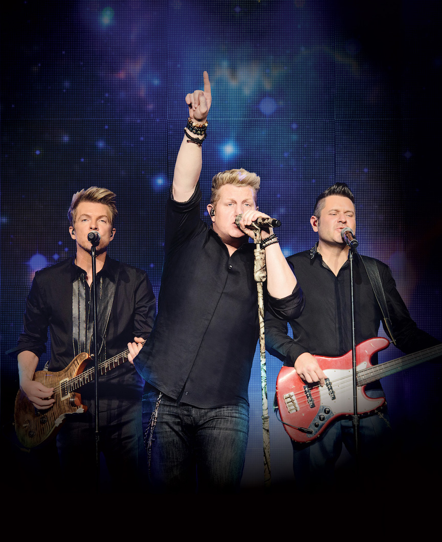 Rascal Flatts (Fallsview Casino photo)