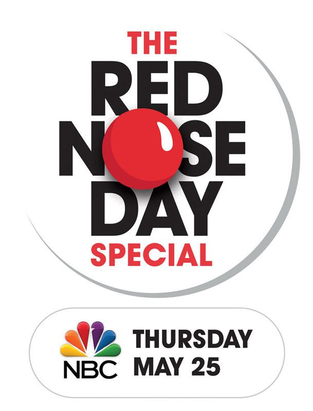 `Red Nose Day` is back. (NBC logo)