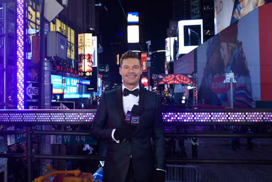 Dick Clarks New Years Rockin Eve with Ryan Seacrest
