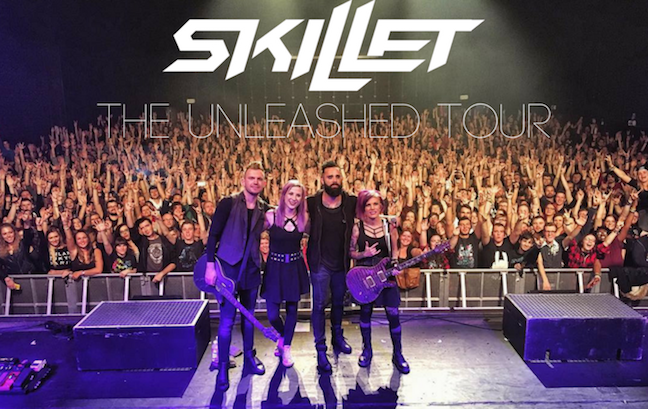 Skillet (Photo submitted by The Media Collective)