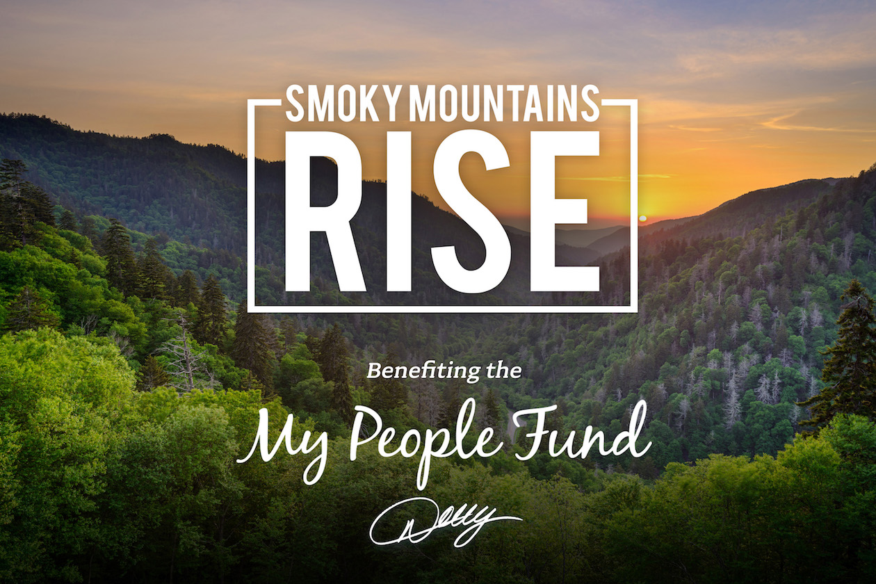`Smoky Mountains Rise: A Benefit for the My People Fund.` (Submitted image)