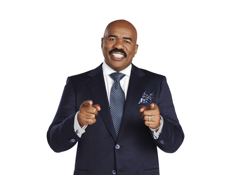 Steve Harvey (NBC photo)