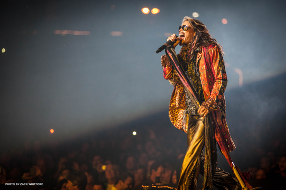 Steven Tyler (Photo by Zack Whitford provided by Fallsview Casino Resort)