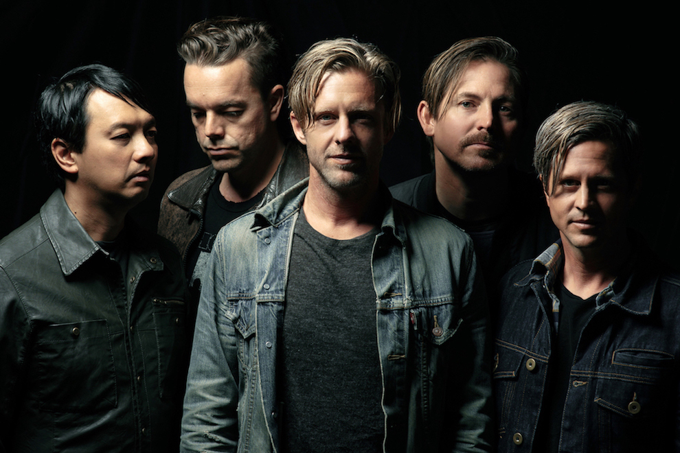 Switchfoot (Photo courtesy of Kingdom Bound Ministries)