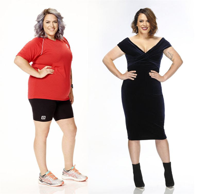 `The Biggest Loser` season: 17: Pictured is Erin Willett. (NBC photo by Chris Haston)