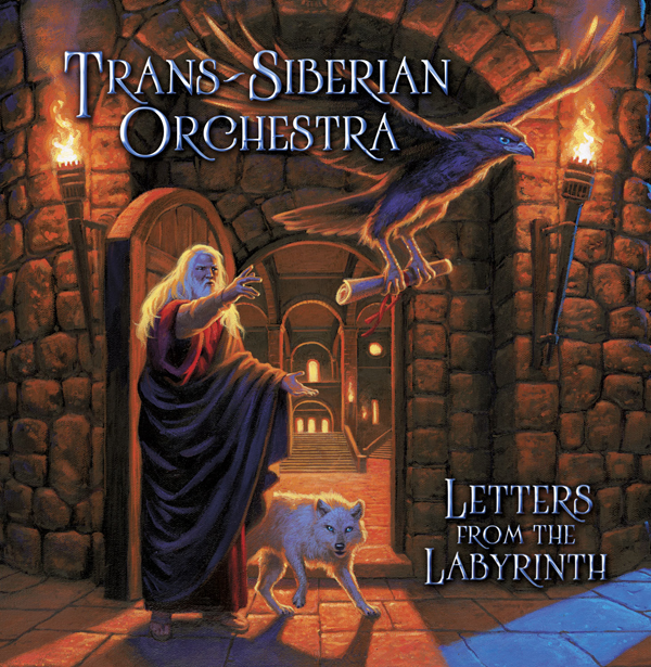 TSO's `Letters from the Labyrinth` (Contributed photo)