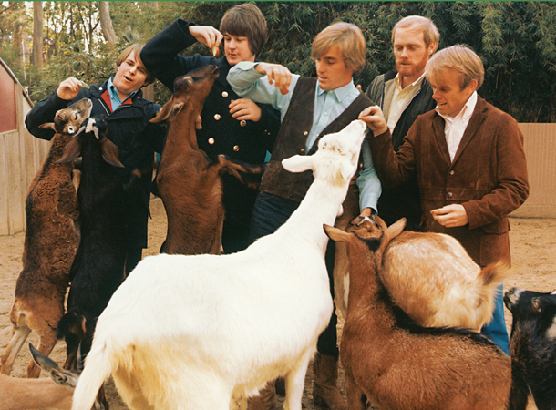 The Beach Boys, `Pet Sounds` (©Capitol Photo Archives used with permission from Capitol/UMe).