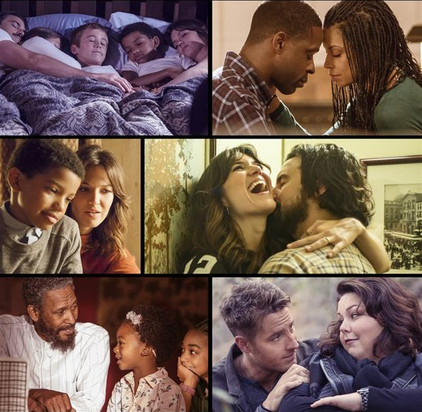 `This Is Us` (NBC collage)