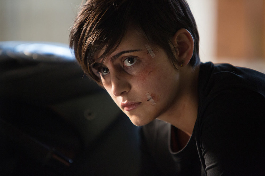 `Grimm`: Jacqueline Toboni as Trubel. (NBC photo by Scott Green)