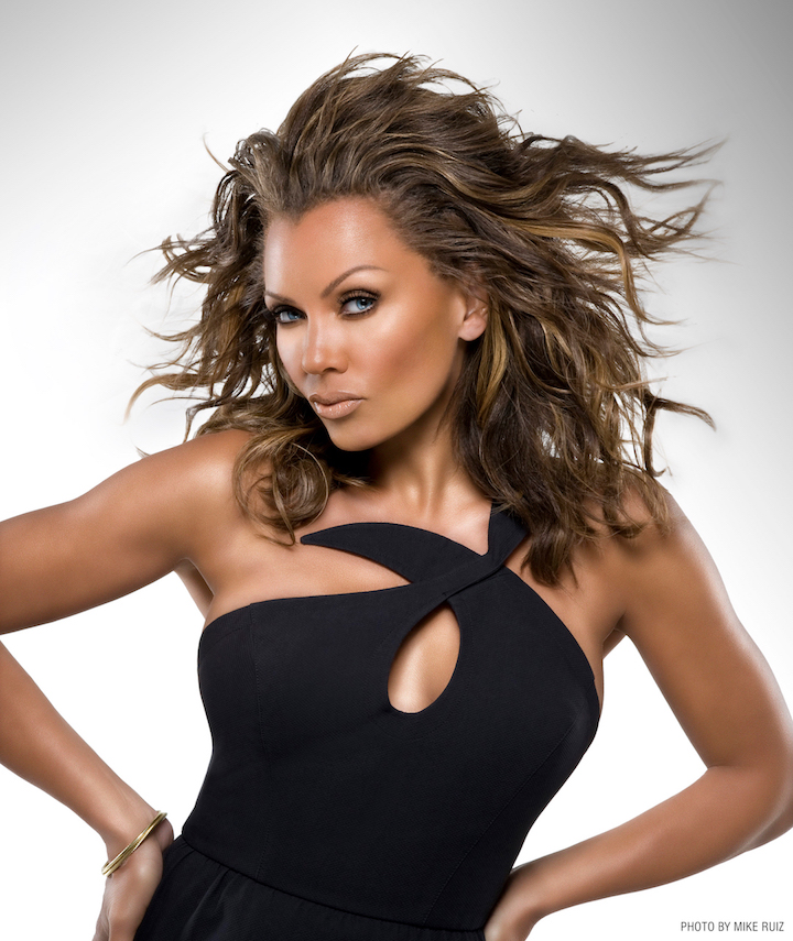 Vanessa Williams (Photo by Mike Ruiz, provided by Fallsview Casino)