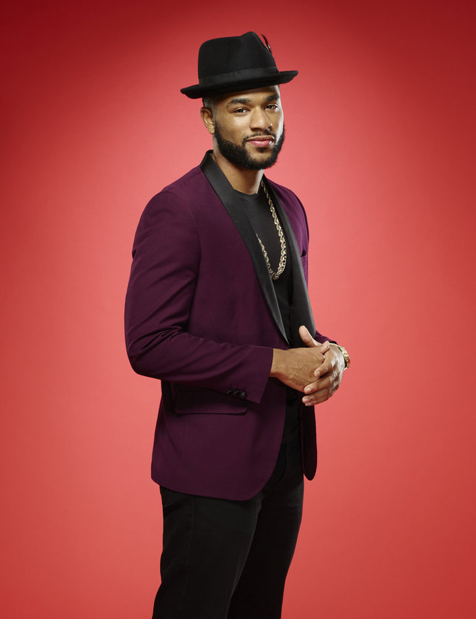 """The Voice"": Mark Hood (NBC photo by Trae Patton)"