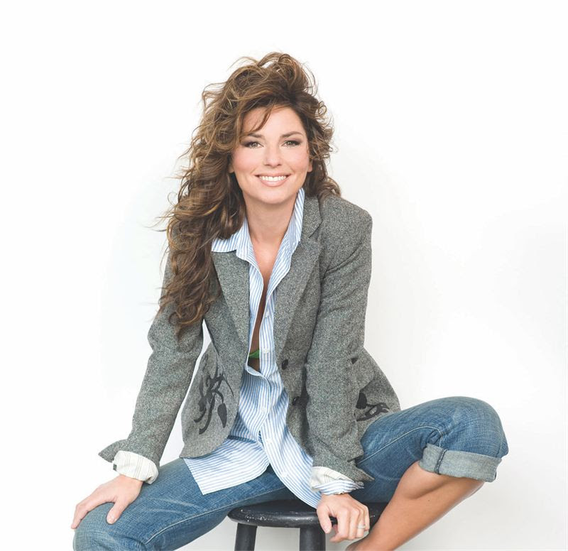 Shania Twain will join `The Voice` as a key adviser to each team. (NBC photo)