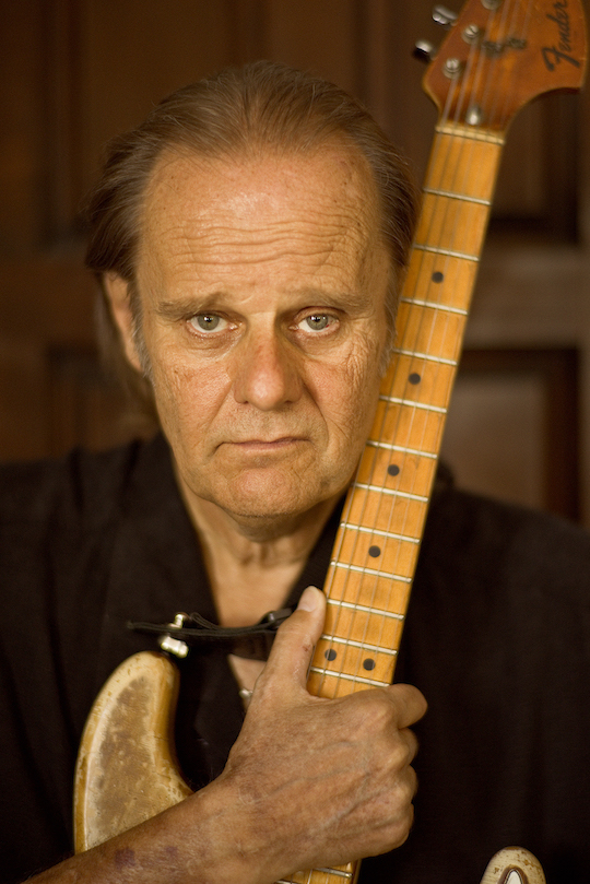 Walter Trout performs Aug. 7 in Niagara Falls. (Photo by Greg Watermann)
