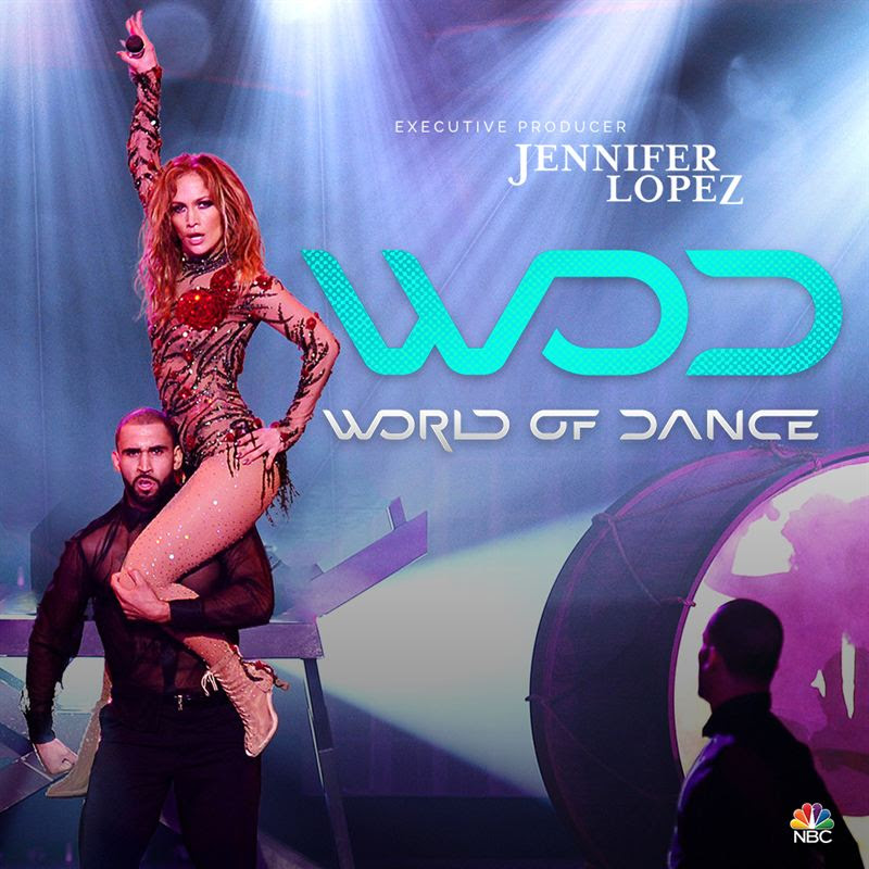 `World of Dance` (NBC key art)