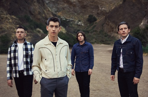 Arctic Monkeys will perform this summer at Artpark in Lewiston.
