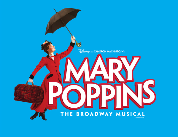 """Mary Poppins"" logo courtesy of Artpark"
